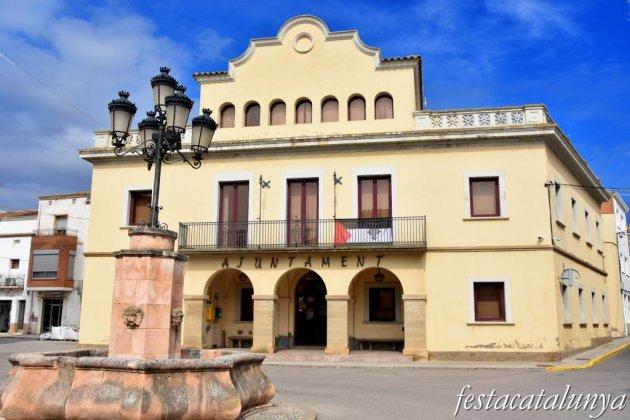 Bellcaire d'Urgell - Plaça Major
