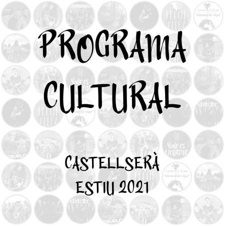 Castellserà - Programa Cultural d'estiu