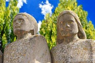 Bellcaire d'Urgell - Monument del novè centenari