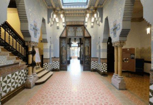 Mataró - Visita Guiada a la Casa Coll i Regàs (Foto: Oficina de Turisme de Mataró)