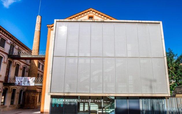 Mataró - Visita Guiada a Can Marfà, Museu de gènere de punt (Foto: Oficina de Turisme de Mataró)