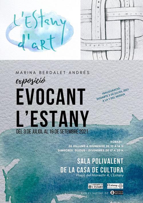 Exposició Evocant l'Estany