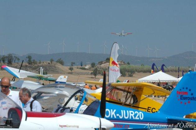 Òdena - Festival d'Aeronàutica Aeroesport (Foto: Ajuntament d'Òdena)