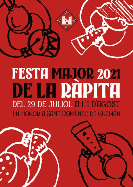 Santa Margarida i els Monjos - Festa Major de La Ràpita