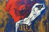 Exposició -De l'exili a Palafrugell. Pintura de Floreal Radresa- al Museu del Suro de Palafrugell