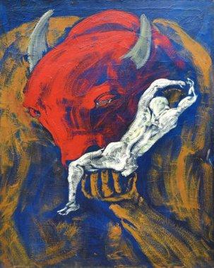 Palafrugell - Exposició -De l'exili a Palafrugell. Pintura de Floreal Radresa-