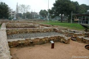 Castell-Platja d'Aro - Vil·la romana de Pla de Palol