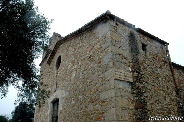 Castell-Platja d'Aro - Santa Maria de Fanals