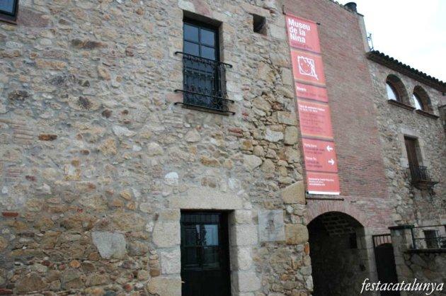 Castell-Platja d'Aro - Museu de la Nina