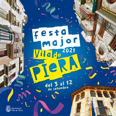 Piera - Festa Major 2021