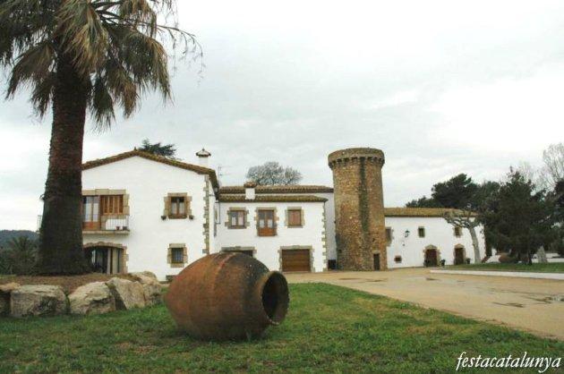 Castell-Platja d'Aro - Torre de guaita dels pirates