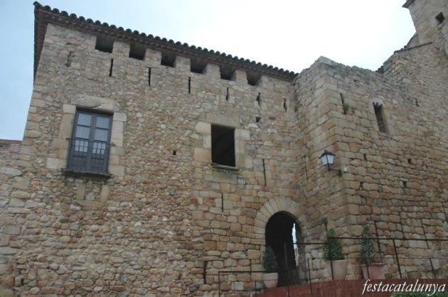 Castell-Platja d'Aro - Castell de Benedormiens