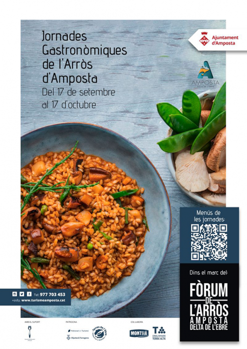 Amposta - Jornades Gastronòmiques de l'Arròs