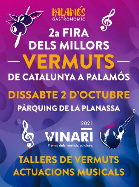 Palamós - Fira dels Millors Vermuts de Catalunya