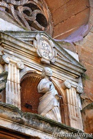 La Portella - Església parroquial de Sant Pere