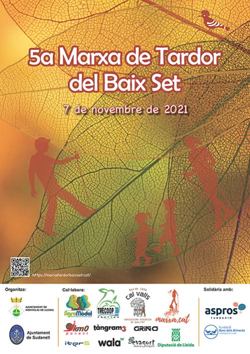 Montoliu de Lleida - Marxa de Tardor del Baix Set
