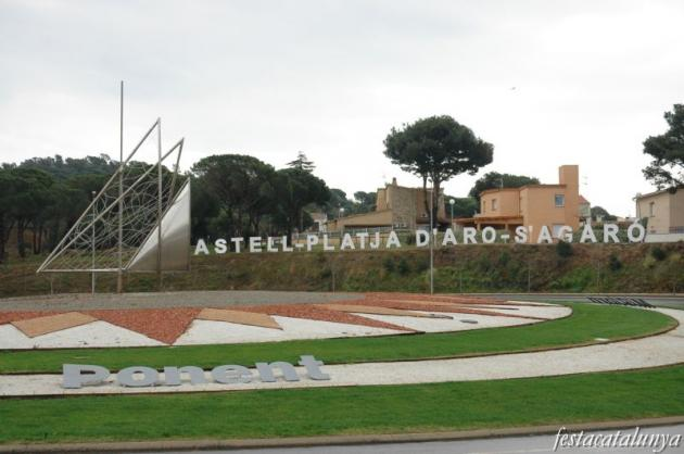 Castell-Platja d'Aro - Rosa del Vents