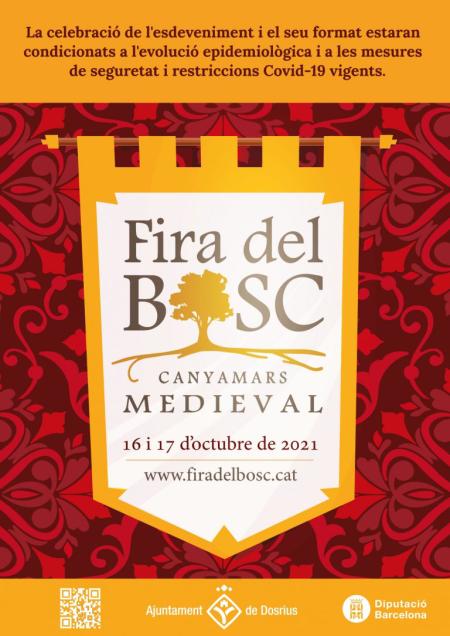 Dosrius - Fira del Bosc Medieval a Canyamars
