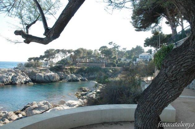 Castell-Platja d'Aro - Camí de Ronda