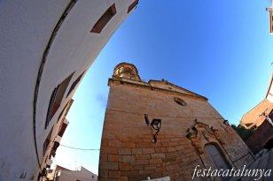 Montoliu de Lleida - Església parroquial de la Nativitat de la Mare de Déu