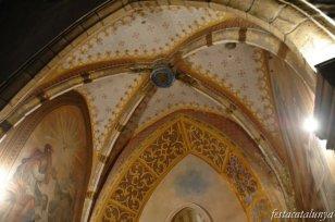 Castell-Platja d'Aro - Santa Maria del castell de Benedormiens