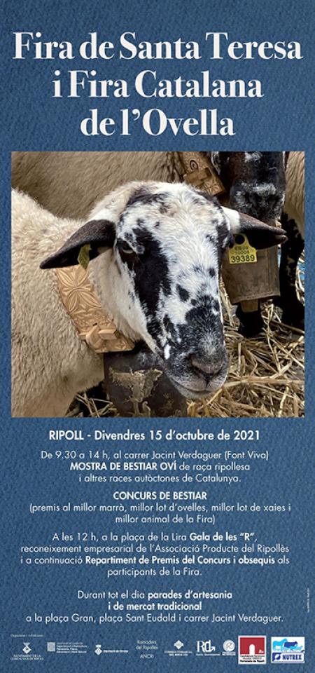 Ripoll - Fira de Santa Teresa i Fira Catalana de l'Ovella