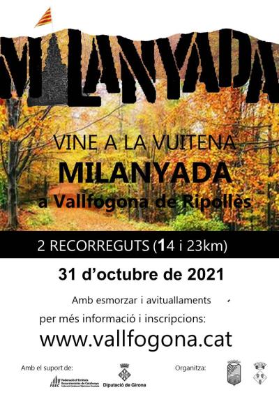 Vallfogona de Ripollès - Milanyada