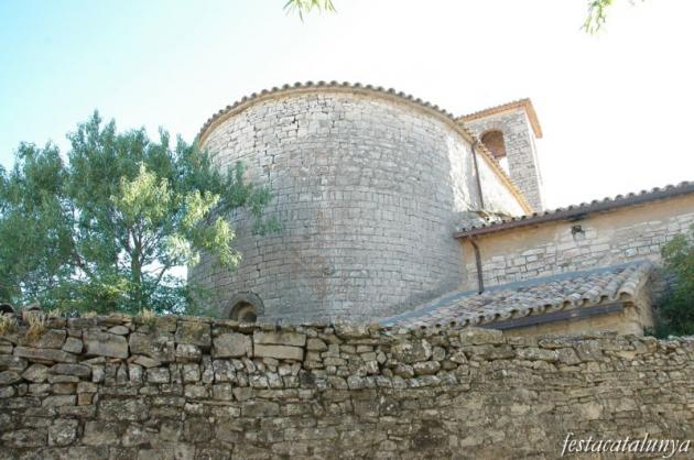 Oluges, Les - Sant Pere de Santa Fe de Segarra