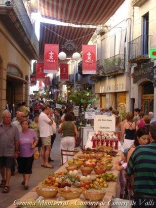 Valls - Firagost (Foto: Gemma Montserrat - Cambra de Comerç de Valls)