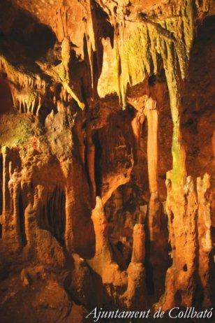 Collbató - Gong, festival de noves sonoritats a les coves del Salnitre de Collbató