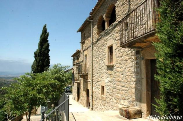 Talamanca - Nucli del poble