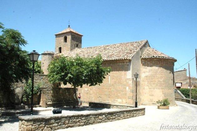 Talamanca - Església de Santa Maria