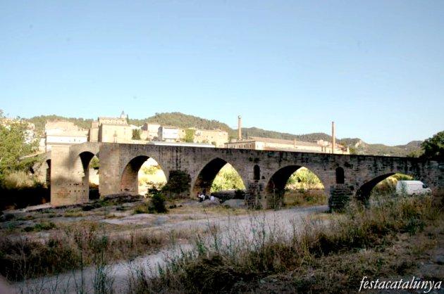 Pont de Vilomara i Rocafort, El - Pont