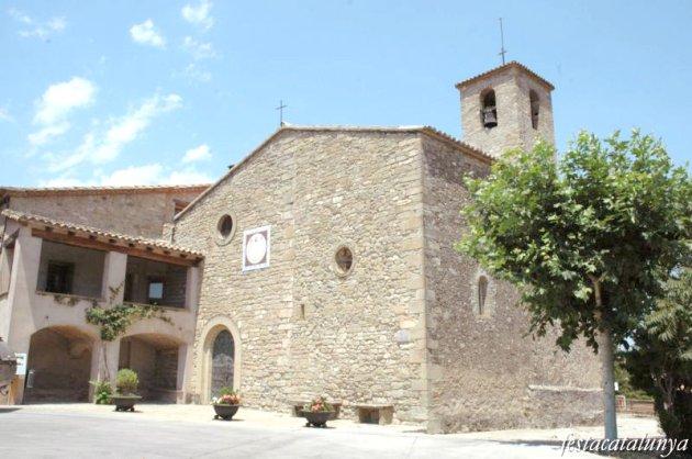 Pont de Vilomara i Rocafort, El - Santa Maria de Rocafort
