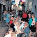 Festes del Barri de la Font Vella, Festes del Pilar d'Igualada