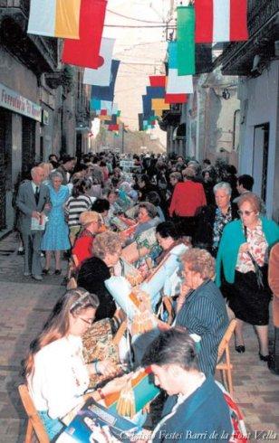 Igualada - Festes del Barri de la Font Vella (Foto: Comissió Festes del Barri de la Font Vella)