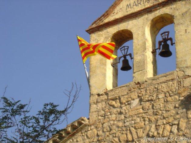 Carme - Diada Nacional de Catalunya (Foto: Ajuntament de Carme)