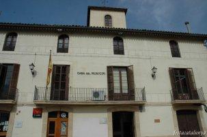 Collbató - Cal Nolla, actual Ajuntament