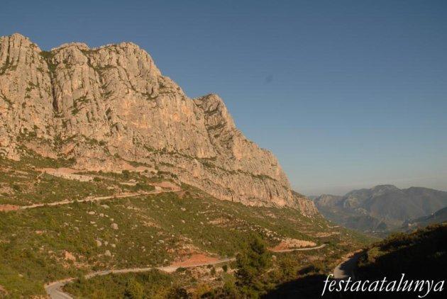 Collbató - Muntanya de Montserrat