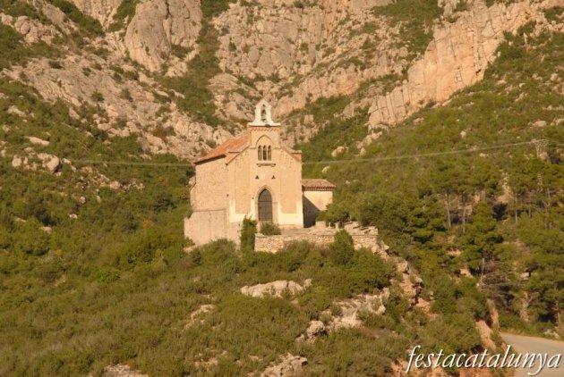Collbató - Ermita i Àrea d'Esplai de la Salut