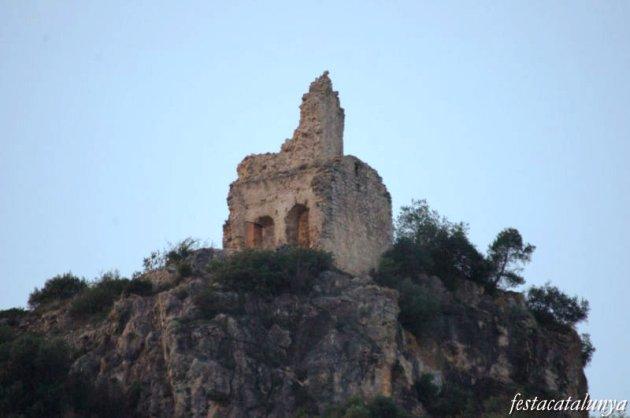 Castellví de la Marca - Castellot, castell de Castellvell de la Marca
