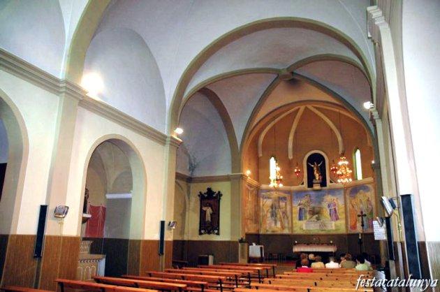 Castellví de la Marca - Santa Maria de la Múnia