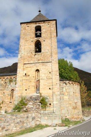 Vall de Boí, La - Santa Maria o església de l'Assumpció de Coll