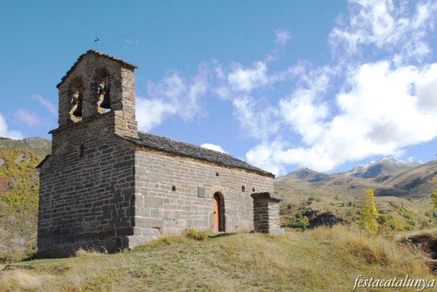 Vall de Boí, La - Sant Quirc de Durro