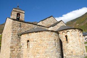 Vall de Boí, La - Sant Feliu de Barruera