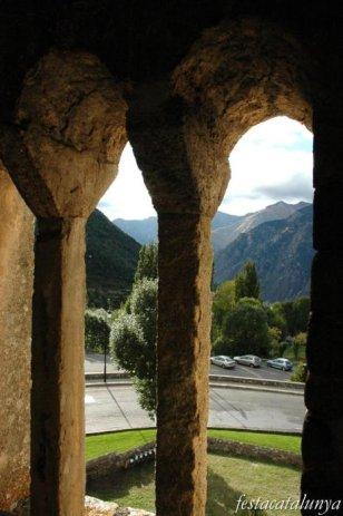 Vall de Boí, La - Sant Climent de Taüll