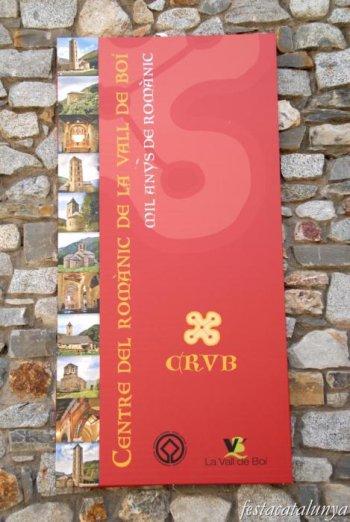 Vall de Boí, La - Centre d'Interpretació romànic de la vall de Boí