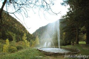 Vall de Boí, La - Balneari de Caldes de Boí
