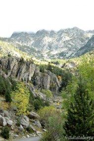 Vall de Boí, La - Embassament de Cavallers