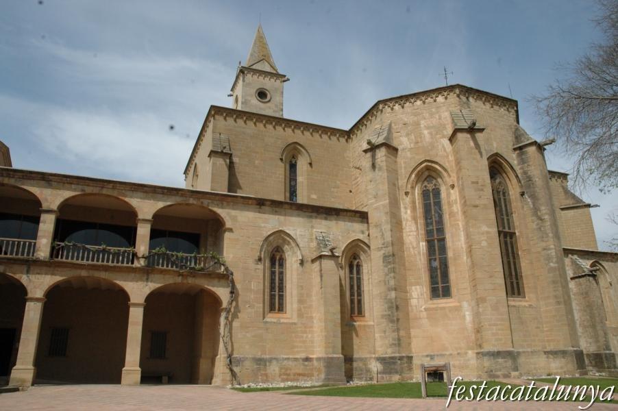 Monestir de Santa Maria de Bellpuig de les Avellanes - Fires, festes, oci i l...